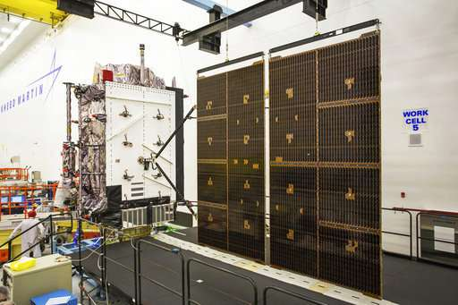 Next-generation of GPS satellites are headed to space