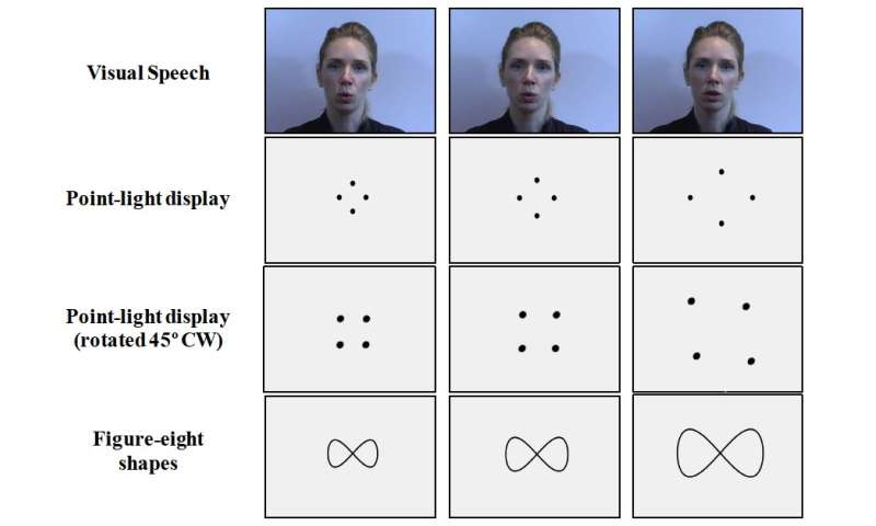 Study reveals vision's role in vowel perception