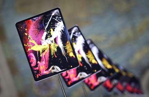 iPads, Macs get new screens as Apple pushes creativity