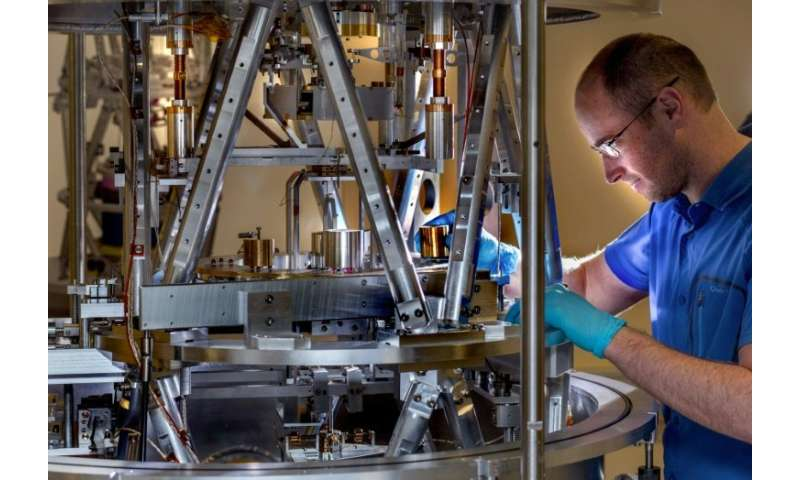 Scientists can now measure the amount of quantum energy needed to replace mass, making their calculations for a kilogram