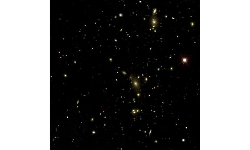 Abell 1033: To boldly go into colliding galaxy clusters
