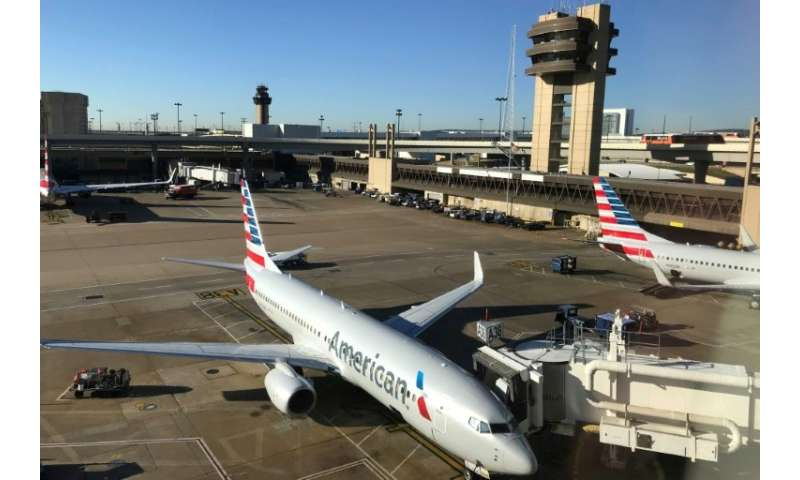 American Airlines saw stronger revenues as demand for air travel remains strong, notably in Latin America
