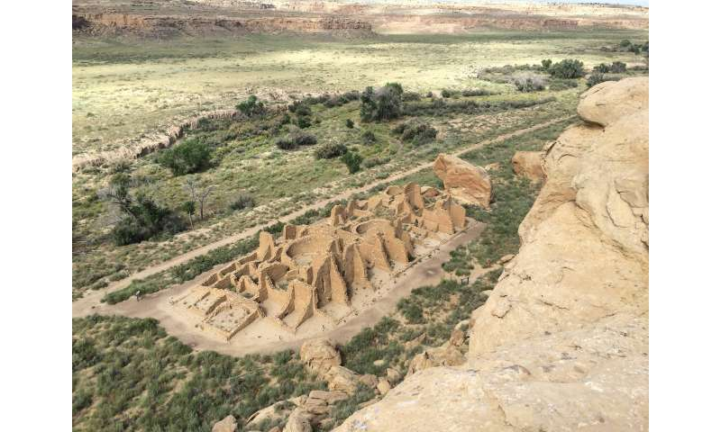 Ancestral people of Chaco Canyon likely grew their own food