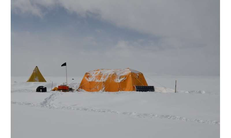 A promising target in the quest for a 1-million-year-old Antarctic ice core