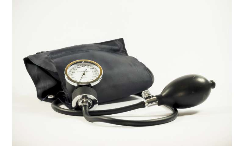 Sleepless nights linked to high blood pressure