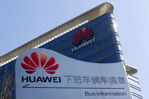 China's Huawei faces new setbacks in Europe's telecom market