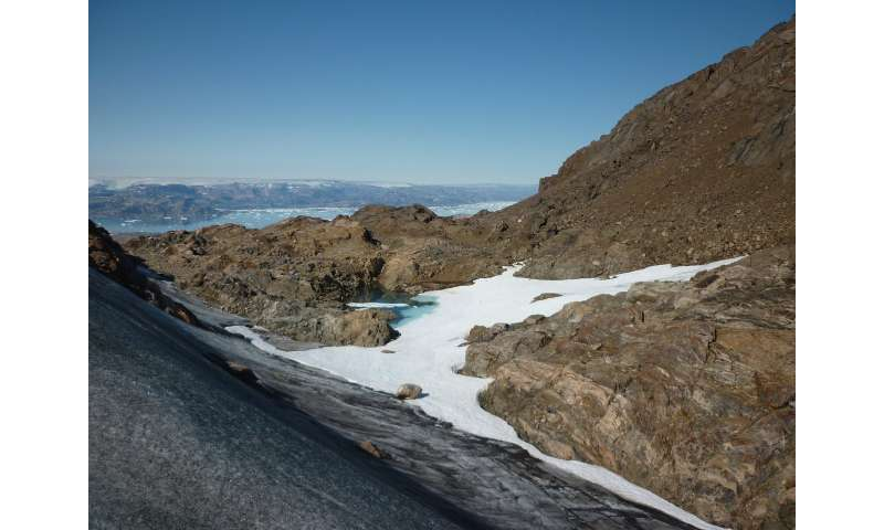 Climate models fail to simulate recent air-pressure changes over Greenland