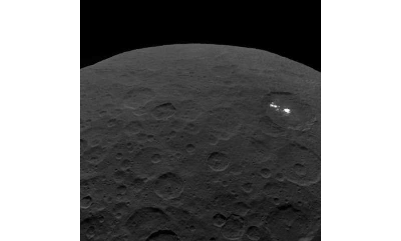 Dawn mission to asteroid belt comes to end