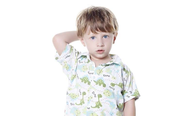 Susceptibility to disease develops during childhood