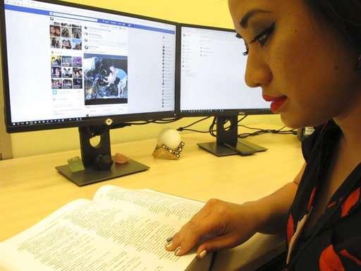 Facebook adds Alaska's Inupiaq as language option