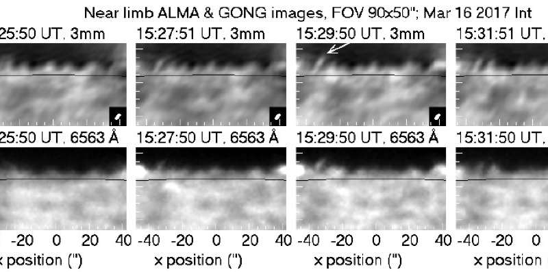 First high-resolution look at the quiet Sun with ALMA at 3 mm