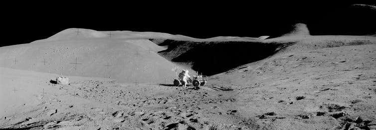 Five reasons to forget Mars for now and return to the moon