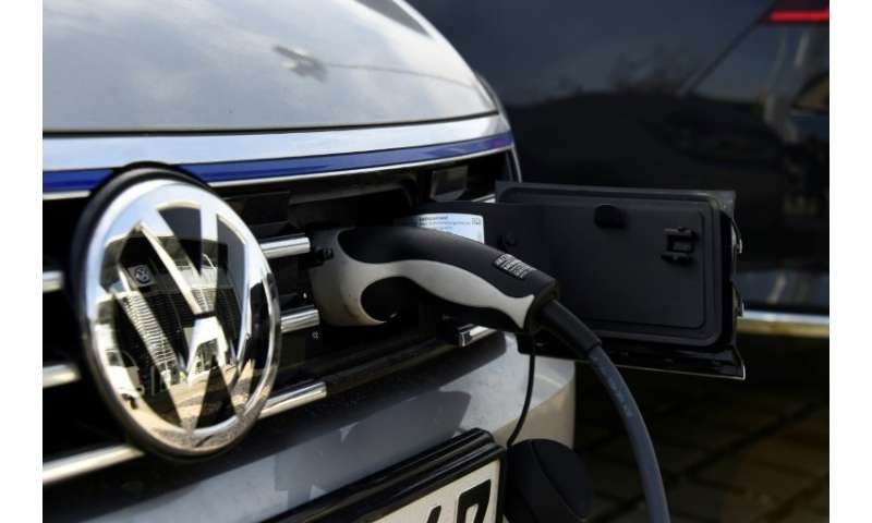 German auto giant VW is looking for more savings to help fund its switch into electric vehicles