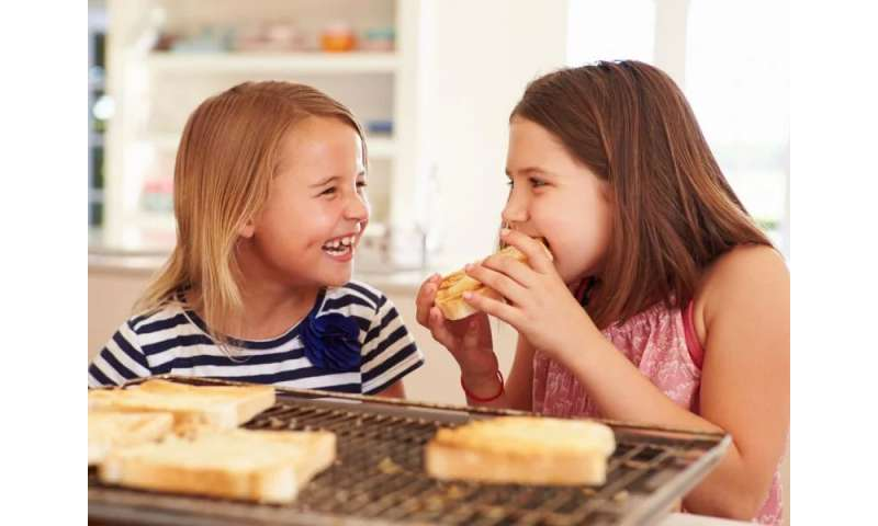 Gluten-free kids' foods fall short on nutrition