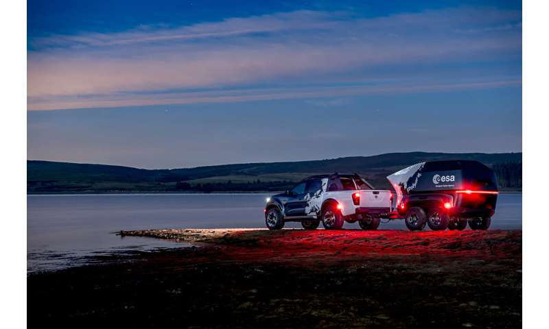 Going off-road in the search for dark skies