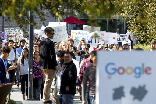 Google reforms sexual misconduct rules