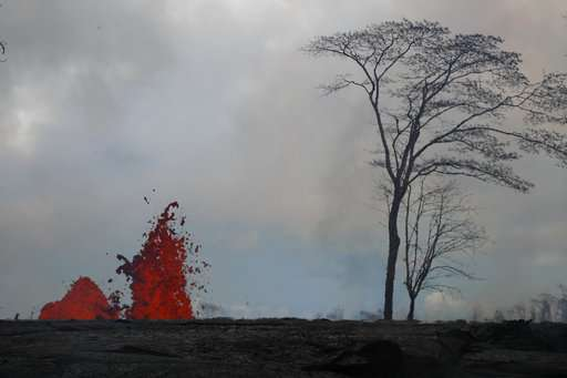 Hawaii has 5 other active volcanoes in addition to Kilauea