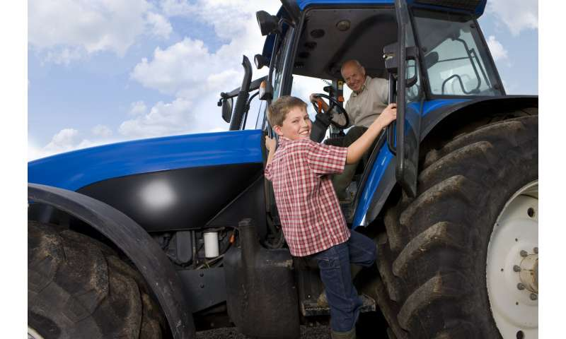 How to improve farm safety for kids