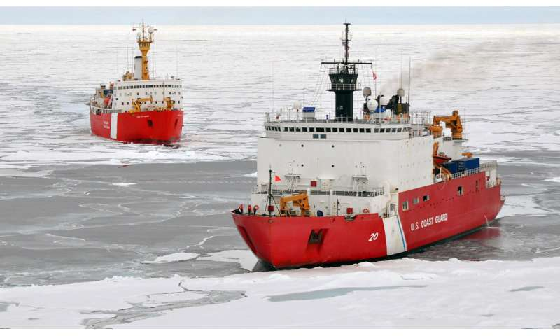How to protect the Arctic as melting ice opens new shipping routes