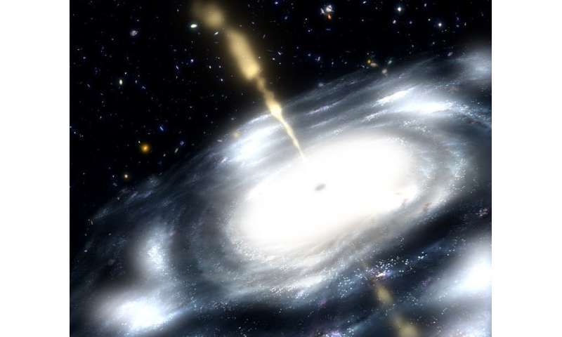 How we discovered the strange physics of jets from supermassive black holes