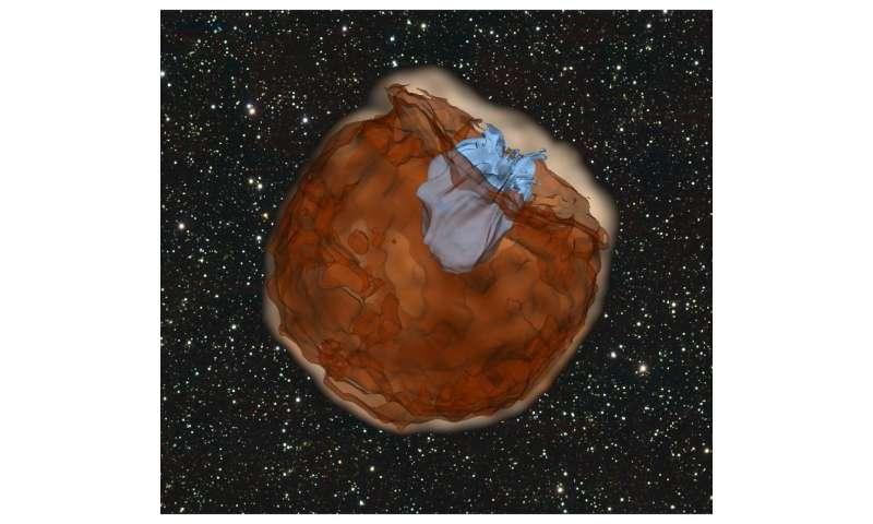 LCO and NASA's Kepler work together to determine origins of supernova