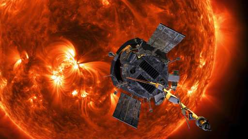 NASA sending spacecraft straight into sun's glittering crown