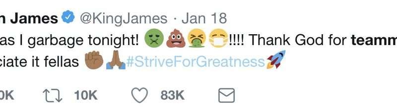 NBA stars on losing teams follow fewer teammates on social media