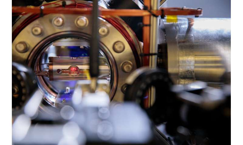 Neglected atom has top properties for atomic clocks