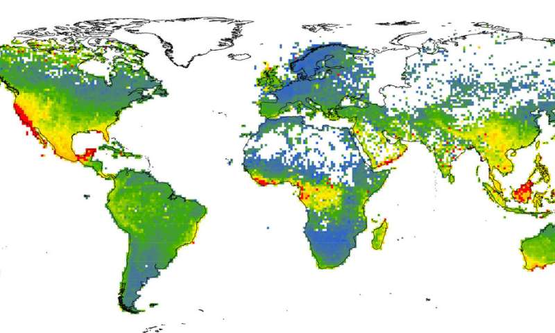 New machine learning method predicts additions to global list of threatened plant species