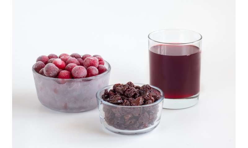 New research links foods high in anthocyanins to a lower risk of cardiovascular disease