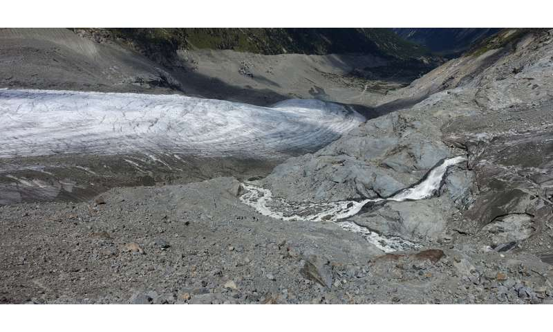 """Observing glaciers in """"real time"""""""