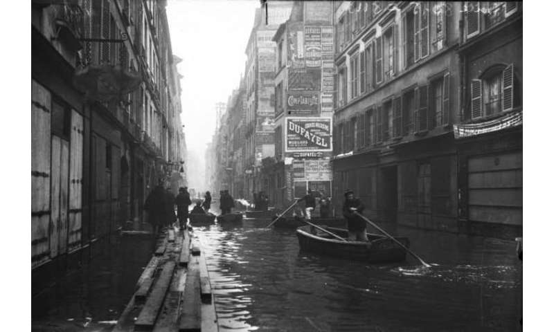 Paris flooding harks back to one of the great breakthroughs in hydrology