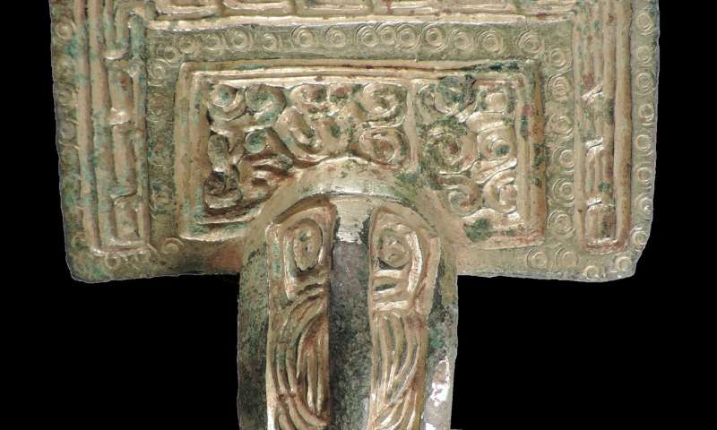 Remains of Anglo-Saxon cemetery discovered