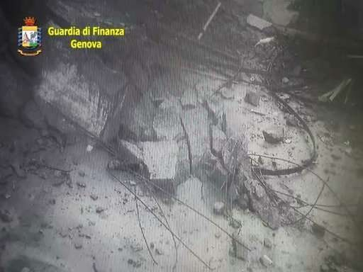 Report: Experts knew Genoa bridge had weakened 20 percent