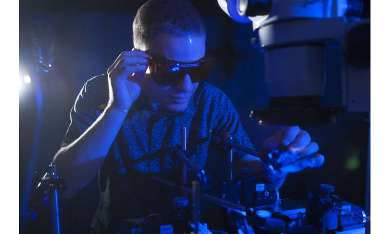 Research boosts efficiency and stability of optical rectennas