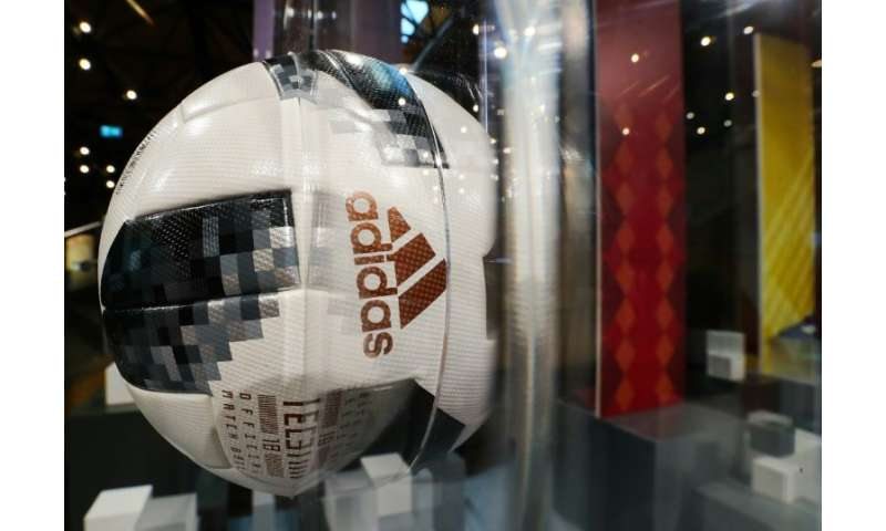 Scientists say this year s World Cup ball 5a8d9fb2c191e