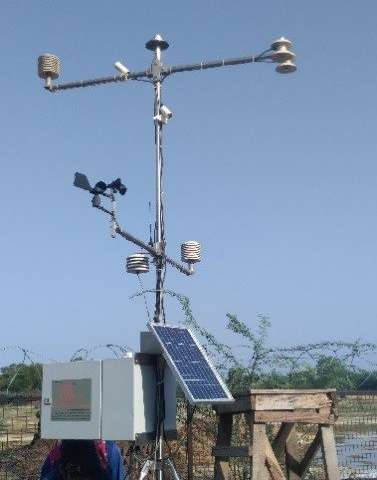 Space technologies to help improve environmental and living conditions at banks of the Ganges