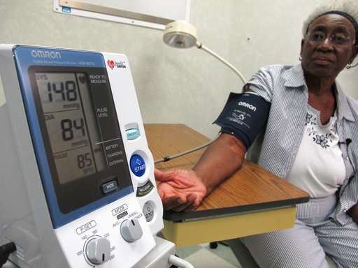 Study: Lowering blood pressure helps prevent mental decline