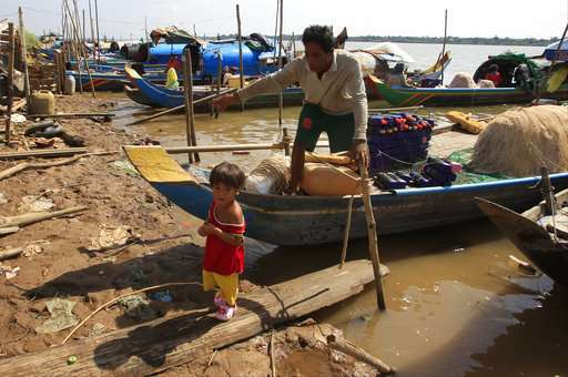Study says China-backed dam would destroy Mekong