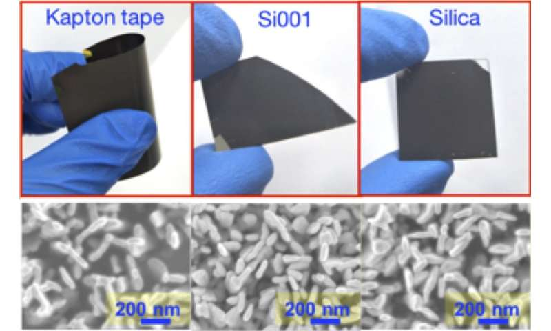 SUTD researchers discover new material -- black silver