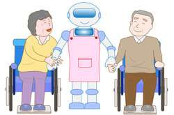 The world's first culturally sensitive robots for elderly care