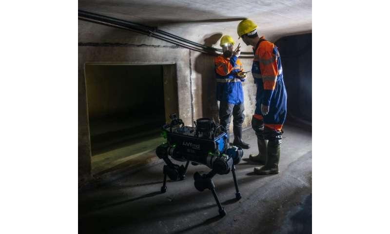 When high tech goes underground