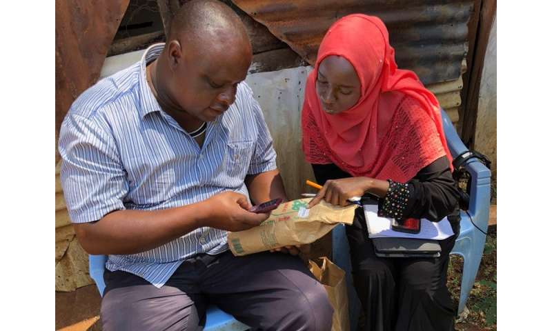 Researchers 'dig in' to how seed fraud impacts Kenyan farmers