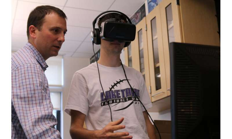 Virtual reality could serve as powerful environmental education tool
