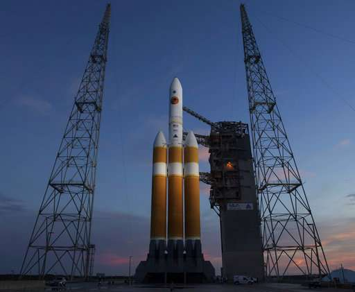 NASA spacecraft rockets toward sun for closest look yet