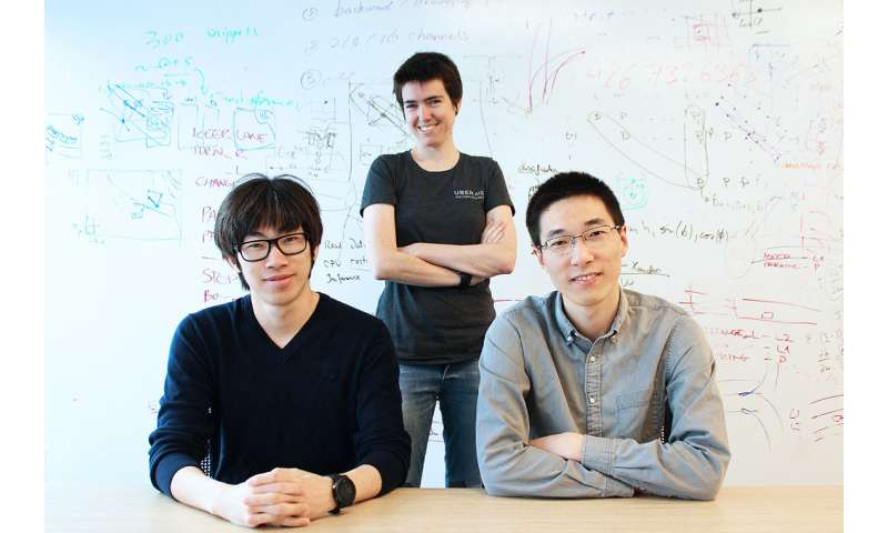 Researchers make advances with new automated driving algorithm