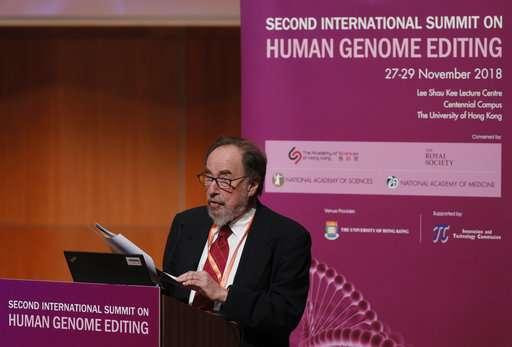 Ученые: Мир до сих пор не готов для генно-модифицированных детей