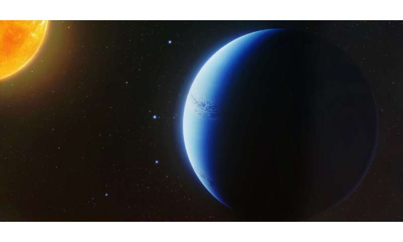 Astronomers find exoplanet atmosphere free of clouds 3-astronomersf