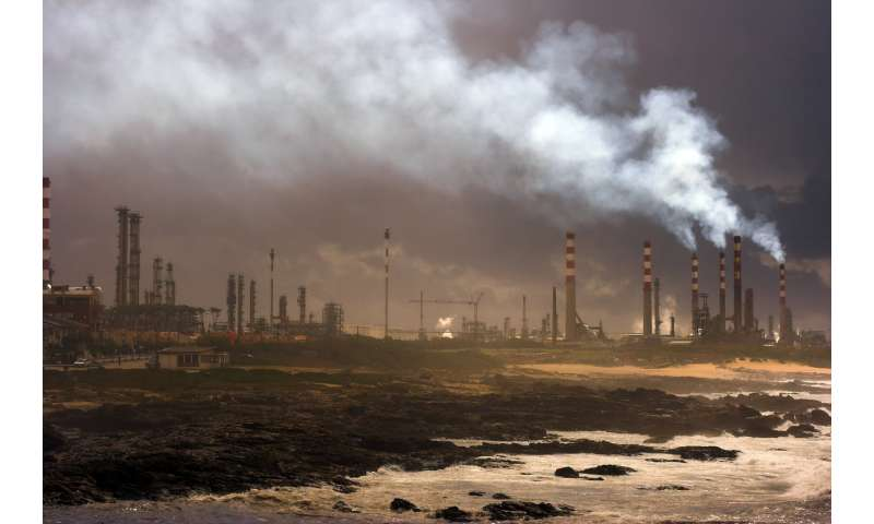 Climate action must now focus on the global rich and their corporations
