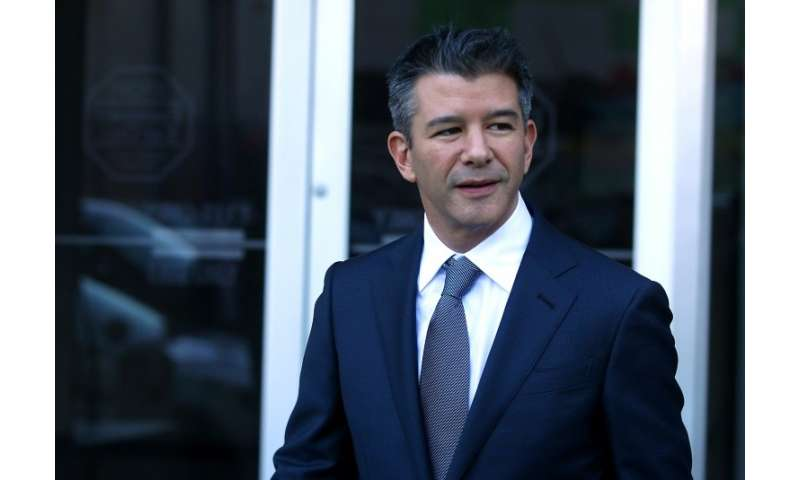 Former Uber CEO Travis Kalanick will head a new startup which aims to convert urban parking lots and other spaces to new uses